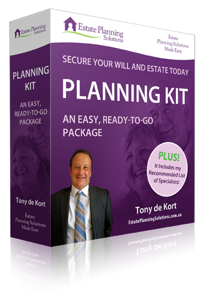 estate planning kit